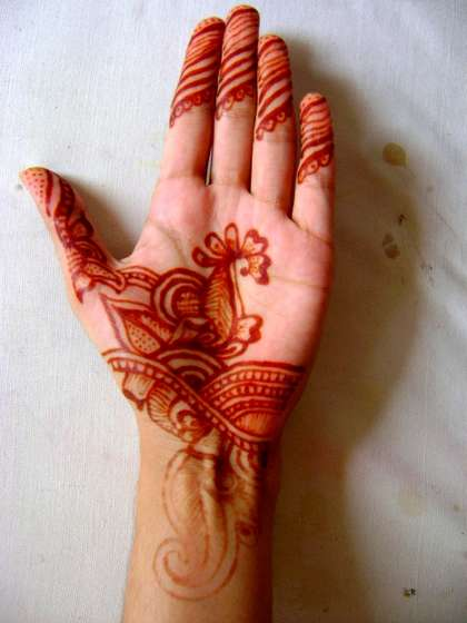 Cool Things to Draw On Your Hand
