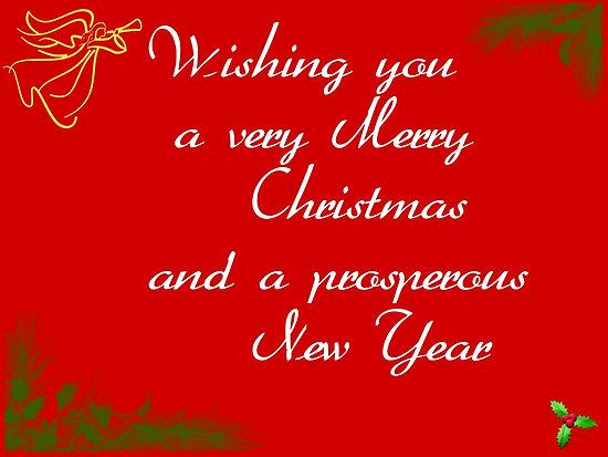 Kata Ucapan Selamat Hari Natal dan Tahun Baru 2015