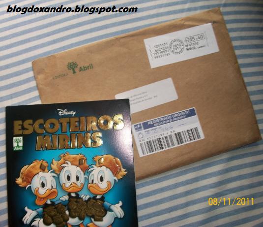 Coleção de gibis (Disney) Especialescoteiros