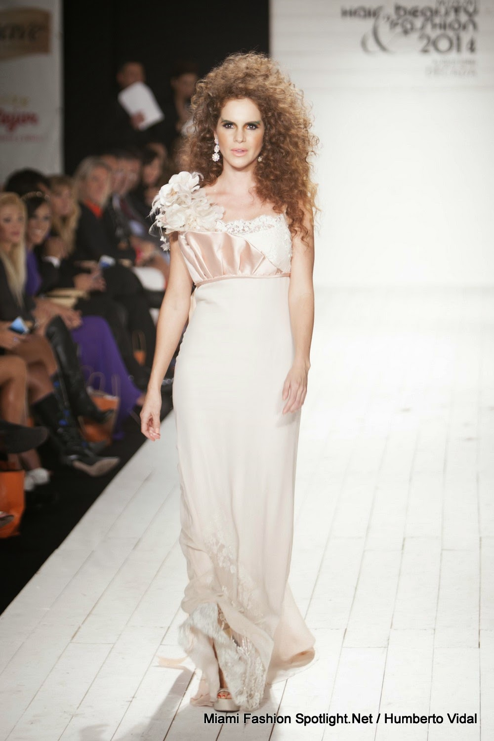 Leonardo Rocco celebrated Miami Hair, Beauty & Fashion 2014
