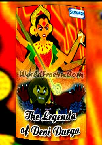 Poster Of Bollywood Movie The Legend Of Devi Durga (2012) 300MB Compressed Small Size Pc Movie Free Download World4ufree.Org