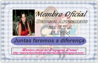 Membro Oficial Blogueiras Unidas.