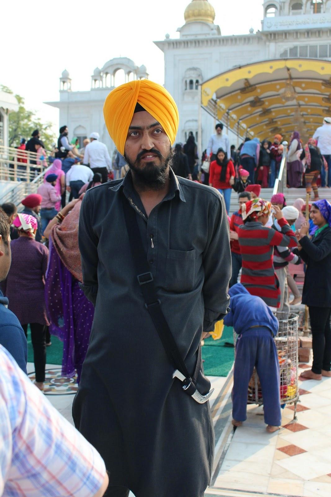 szikh, biztos Singh