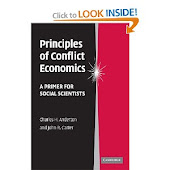 Principles of Conflict Economics: A Primer for Social Scientists