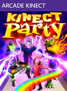 Kinect Party – XBox 360