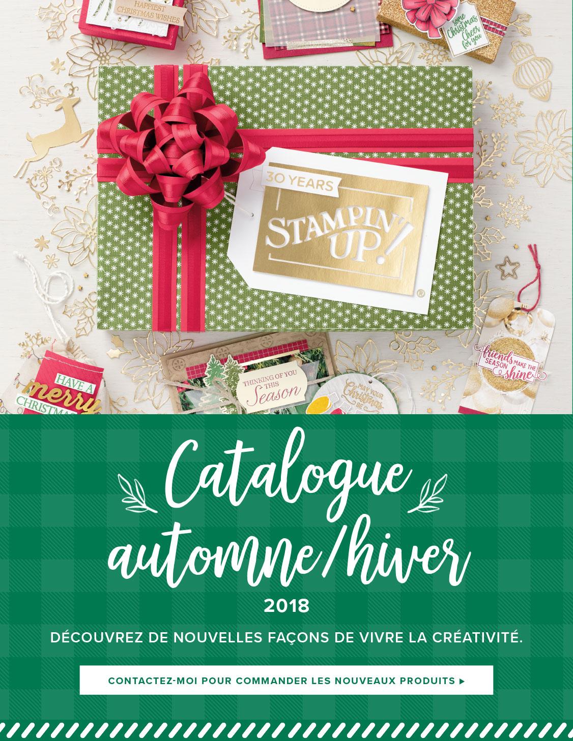 catalogue Automne / hiver