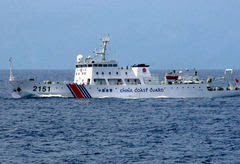 China dan Jepang memperuncing konflik Kepulauan Senkaku