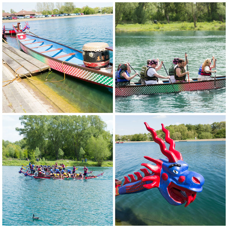 Treats, Tweets and Eats | May 2015 | Dragon Boat Racing