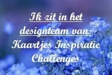 Kaartjes Inspiratie Challenges