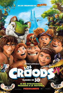 Ver Los Croods: Una Aventura Prehistórica Online Gratis (2012)