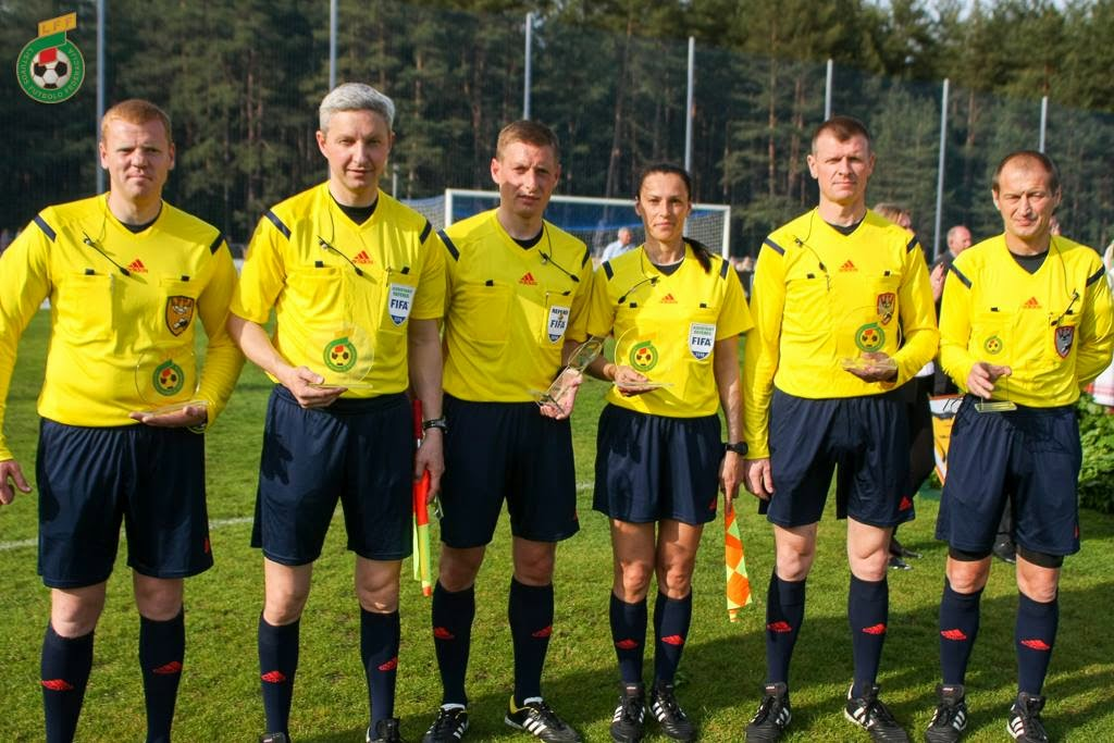 2014 in Lithuanian football