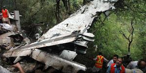 Pesawat Sukhoi yang jatuh di Gunung Salak, Jawa Barat