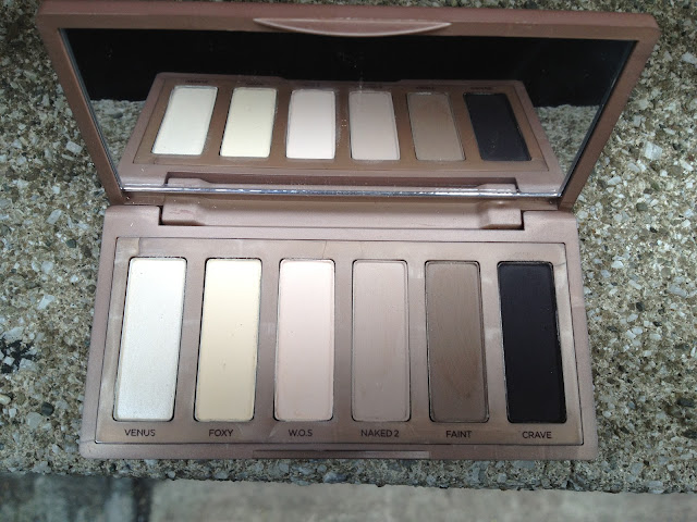Urban Decay Naked Basics Eyeshadow Palette Review, Photos, Swatches
