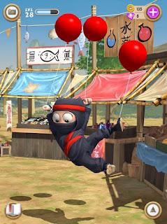 Clumsy Ninja v 1.18.0 [MOD] - andromodx