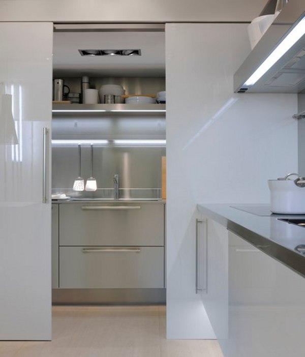 Cocina Minimalista con una perspectiva Contemporánea | Cómo Diseñar ...