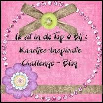 kaartjes inspiratie challenge blog