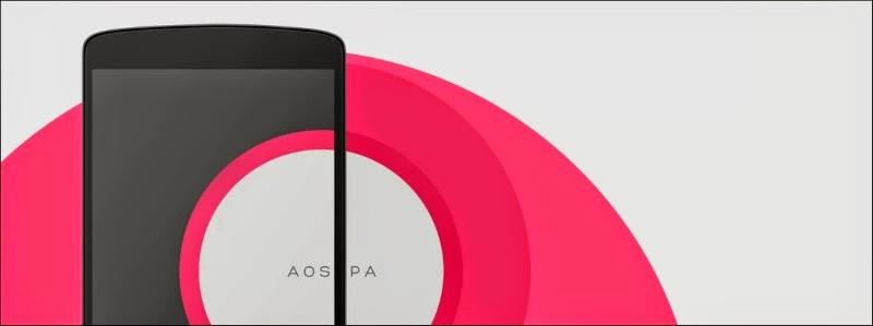 paranoid android custom rom Xiaomi redmi 1s Armani