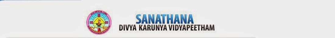 Sanathana Divyakarunya Vidya Peetham