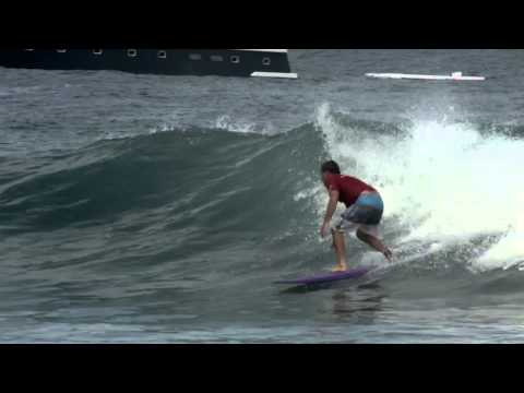 Highlights - Single Fin - Four Seasons Maldives Surfing Champions Trophy 2013