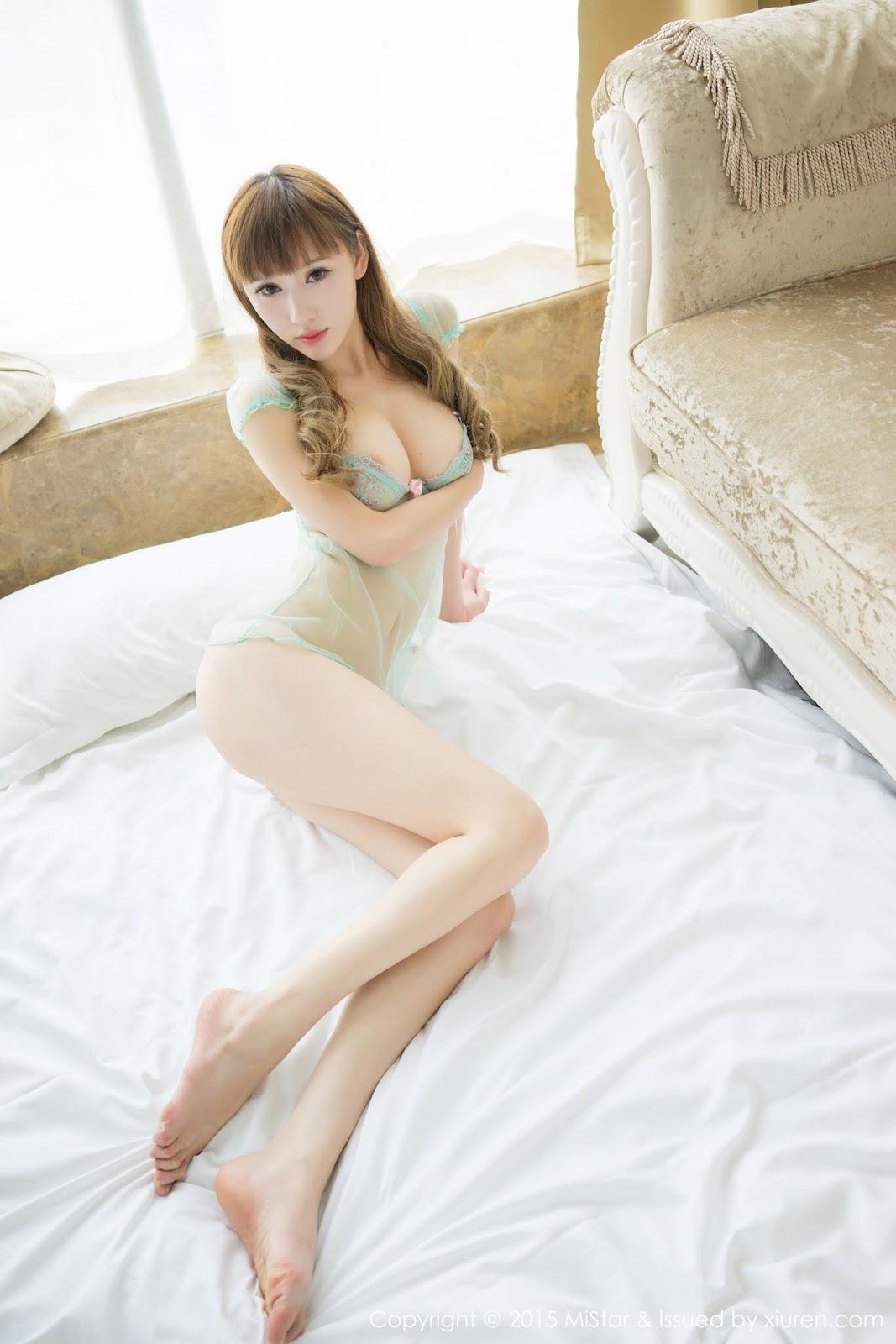 0033 - MiStar Vol.005 Model: 斯戴媛Amy