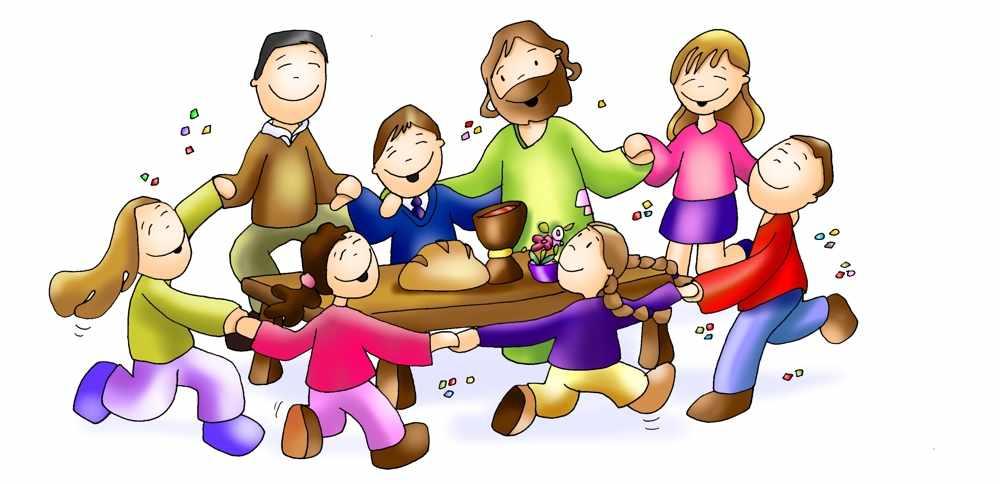 El caminante lectio divina imagen y evangelio para para for Alrededor de tu mesa