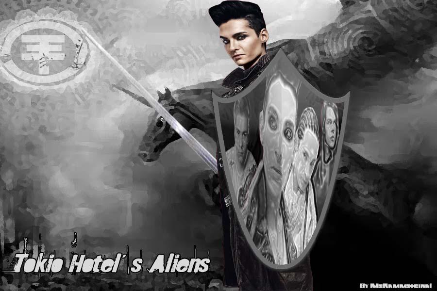 Tokio Hotel's Aliens