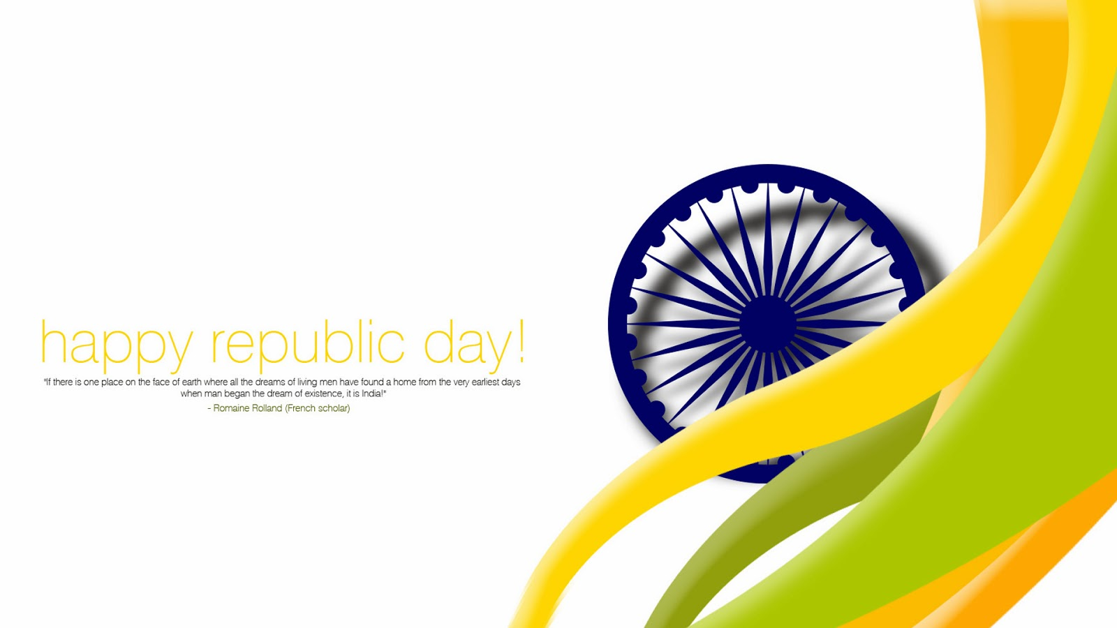 Indian Republic Day History