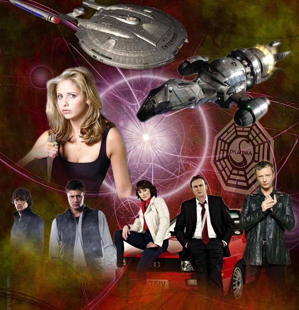 My Top 10 Sci Fi Fantasy TV Series Of The Decade