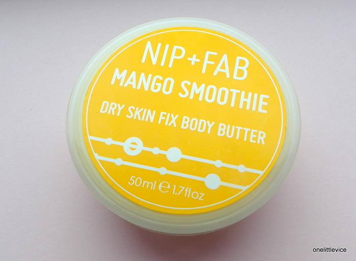 hydrating moisturiser that smells tropical and sweet