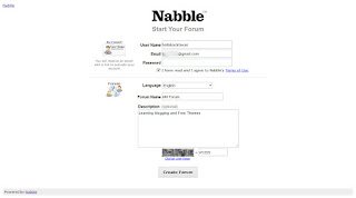 nabble forum