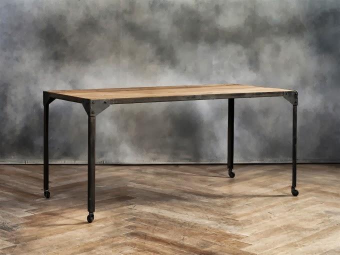 Tavoli in legno grezzo tutte le offerte cascare a fagiolo - Legno grezzo mobili ...
