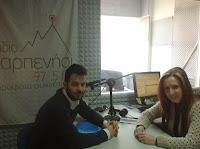 Συνέντευξη στο Ράδιο Καρπενήσι