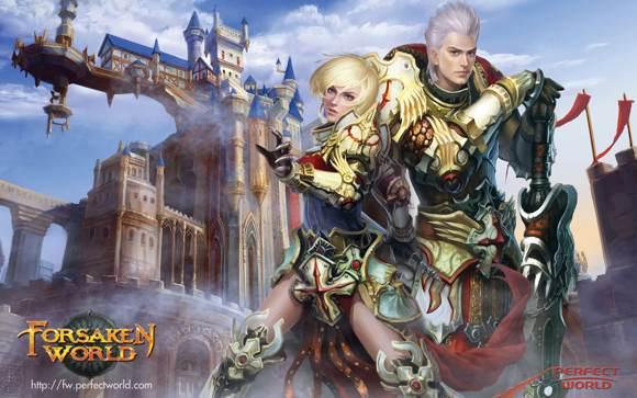 Game Wallpaper Forsaken World 14