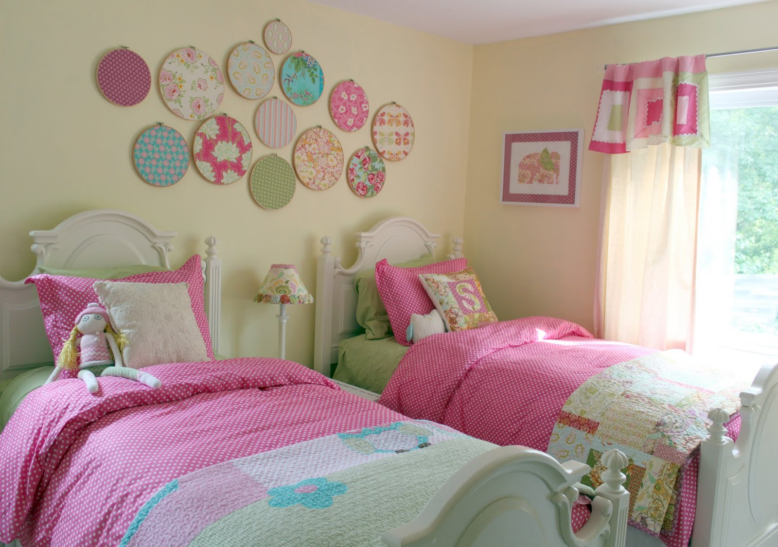 Girls Room Ideas | Casual Cottage