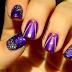 Pinezoe invite : Du violet et de la paillette festive par Mattylda!