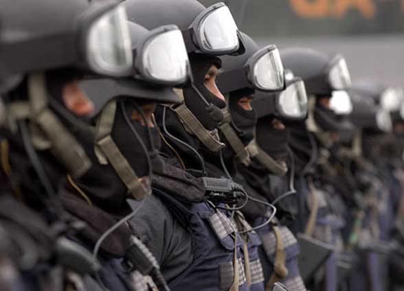 Densus 88 yang Biasa Memburu, Kini Diburu! | Kodokoala.net