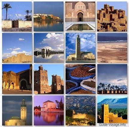 Tourisme. Le Maroc en tête des pays à visiter en 2015 pour les Allemands