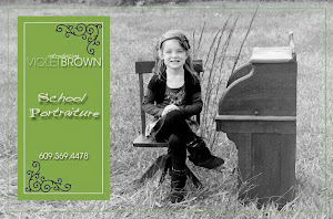 VioletBrown Photography for  your Home School Class Pictures!