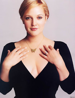 Unseen Hot model Drew Barrymore HD photo wallpapers 2012