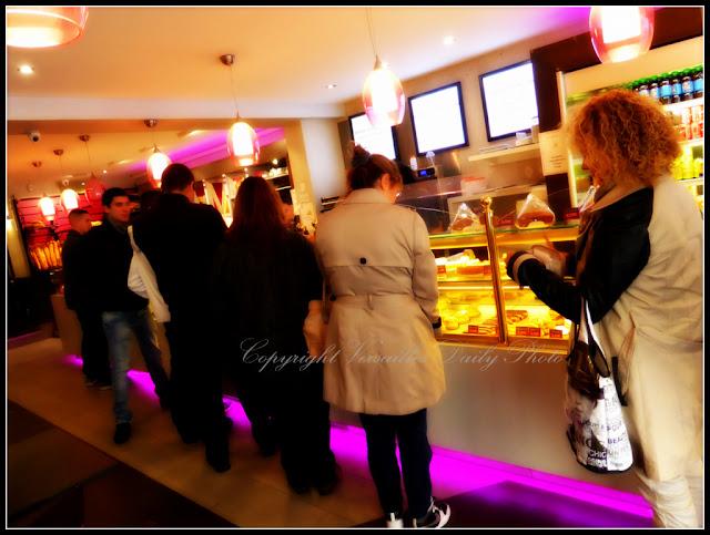 Bigot boulangerie pâtisserie Versailles
