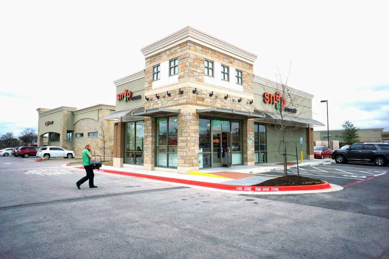 Snap Kitchen Now Open in Avery Ranch | Sushi in the ATX