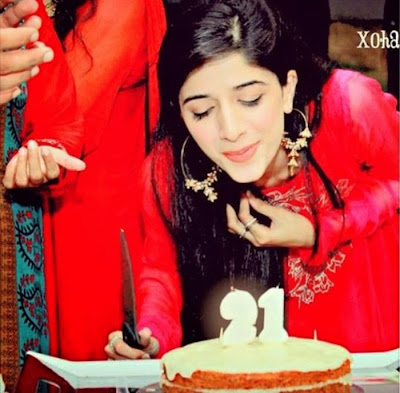 Mawra Hocane Pre-Birthday Celebrations