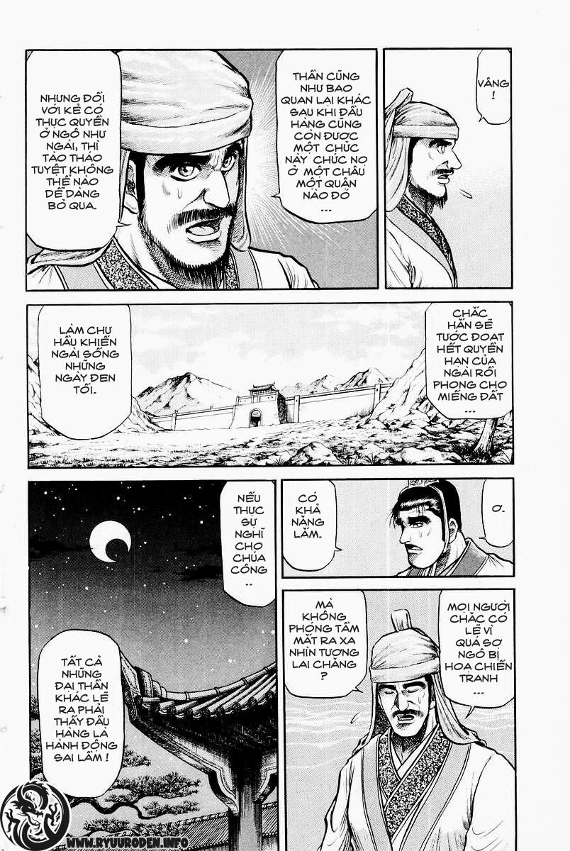 Chú Bé Rồng - Ryuuroden chap 31 - Trang 16