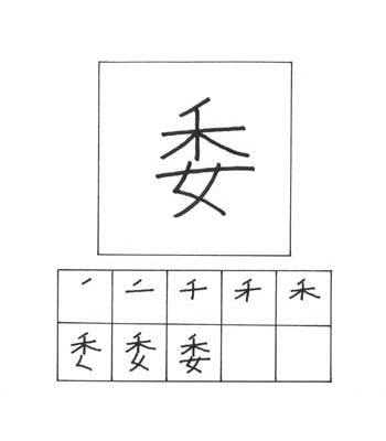 kanji komite