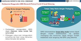 Kampanyekan QRIS Sebagai Pembayaran Non Tunai Nasisional
