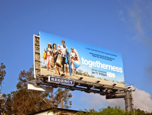 Togetherness season 1 billboard
