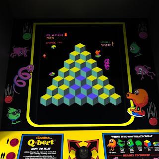 qbert arcade