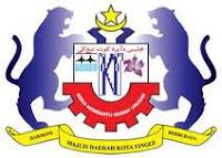 Jawatan Kerja Kosong Majlis Daerah Kota Tinggi (MDKT)