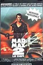 Watch Mad Max 2 1981 Megavideo Movie Online
