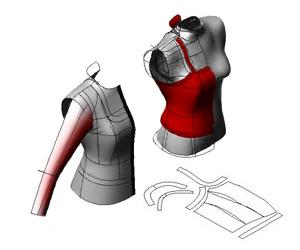 El escáner 3D EVA permite conocer las medidas del cliente sin necesidad de molestarlo